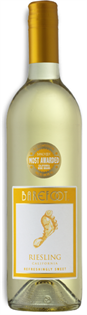 Barefoot Riesling 750ml - Case of 12